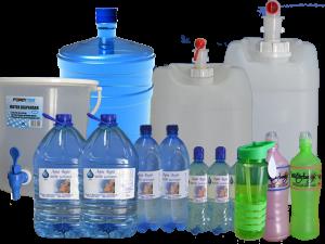 Water Refills at Aqua Regia