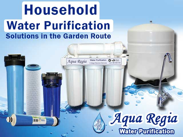 Garden Route Household Water Purification Solutions