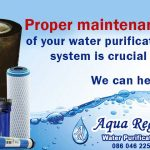 Servicing and Repairing of Water Purification Systems Mossel Bay